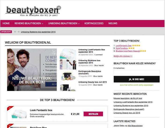 beautyboxen.nl